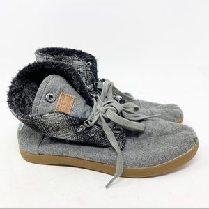 TOMS highland booties